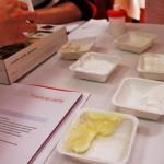 Poznáte co jsme umíchali - Taninové pasty, chlorhexidin v různých masťových základech a mazání s ureou